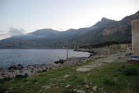 la costa ed il mare alla tonnara - 24 febbraio 2008  - San vito lo capo (532 clic)