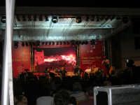 Cous Cous Fest 2007 - palco in piazza Santuario: Talk Food, presenta Sasà Salvaggio - 28 settembre 2007    - San vito lo capo (752 clic)