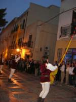 2° Corteo Storico di Santa Rita - Associazione Sbandieratori Città di Caccamo - 17 maggio 2008   - Castellammare del golfo (455 clic)