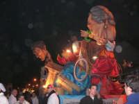 Carnevale 2008 - XVII Edizione Sfilata di Carri Allegorici - Cavalcano gli ... Eroi a Roma - Comitato San Marco - 3 febbraio 2008   - Valderice (741 clic)