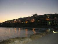 si fa sera: le luci si accendono - 1 agosto 2007  - Marinella di selinunte (2225 clic)