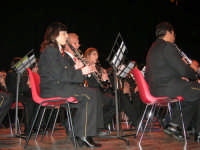 Il Concerto di Capodanno - Complesso Bandistico Città di Alcamo - Direttore: Giuseppe Testa - Teatro Cielo d'Alcamo - 1 gennaio 2009   - Alcamo (3218 clic)