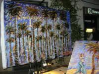 Cous Cous Fest 2007 - quadri commemorativi di un pittore trapanese - 28 settembre 2007    - San vito lo capo (1145 clic)