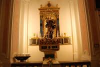 Statua della Madonna all'interno della Chiesa Madre o di San Nicola di Bari - 15 marzo 2009   - Salemi (2359 clic)