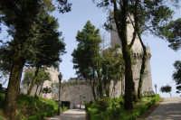 Villa Comunale - Balio - Torri medievali - 1 maggio 2008  - Erice (899 clic)