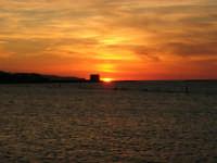tramonto sul Lungomare Dante Alighieri - 18 settembre 2008   - Trapani (805 clic)