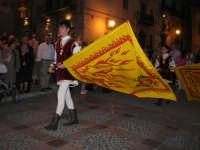 2° Corteo Storico di Santa Rita - Associazione Sbandieratori Città di Caccamo - 17 maggio 2008   - Castellammare del golfo (502 clic)