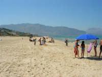 La spiaggia - 27 agosto 2005  - Alcamo marina (1300 clic)