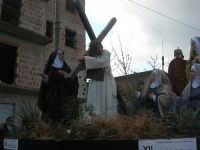 Processione della Via Crucis con gruppi statuari viventi - 5 aprile 2009   - Buseto palizzolo (1705 clic)