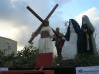 Processione della Via Crucis con gruppi statuari viventi - 5 aprile 2009   - Buseto palizzolo (1859 clic)