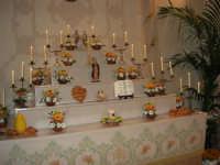 Gli altari di San Giuseppe - 18 marzo 2006  - Balestrate (3095 clic)