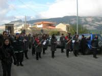 Processione della Via Crucis con gruppi statuari viventi - 5 aprile 2009  - Buseto palizzolo (1542 clic)