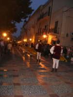 2° Corteo Storico di Santa Rita - Associazione Sbandieratori Città di Caccamo - 17 maggio 2008   - Castellammare del golfo (531 clic)