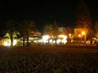 Cous Cous Fest 2007 - dalla spiaggia, le luci - 28 settembre 2007    - San vito lo capo (932 clic)