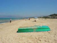 La spiaggia - 27 agosto 2005  - Alcamo marina (1232 clic)