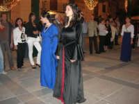 Festeggiamenti Maria SS. dei Miracoli - Il Corteo dei Conti di Modica in Piazza Ciullo - 20 giugno 2008   - Alcamo (615 clic)