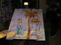 Cous Cous Fest 2007 - quadri commemorativi di un pittore trapanese - 28 settembre 2007    - San vito lo capo (987 clic)