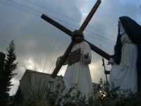 Processione della Via Crucis con gruppi statuari viventi - 5 aprile 2009   - Buseto palizzolo (2130 clic)
