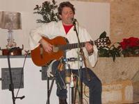 Concerto NAPOLINCANTO - Gianni Aversano (voce e chitarra) - 10 dicembre 2009  - Alcamo (1574 clic)