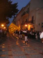 2° Corteo Storico di Santa Rita - Associazione Sbandieratori Città di Caccamo - 17 maggio 2008   - Castellammare del golfo (520 clic)