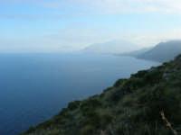 panorama del golfo di Castellammare - 24 febbraio 2008   - Calampiso (1412 clic)