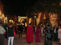 Festeggiamenti Maria SS. dei Miracoli - Il Corteo dei Conti di Modica in Piazza Ciullo - 20 giugno 2008   - Alcamo (525 clic)
