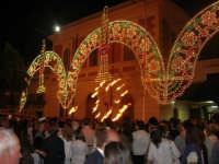 Festeggiamenti Maria SS. dei Miracoli - Il Corteo dei Conti di Modica in Piazza Ciullo - 20 giugno 2008   - Alcamo (592 clic)