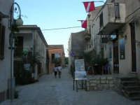 per le vie del piccolo borgo - 8 maggio 2007  - Scopello (961 clic)