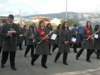 Processione della Via Crucis con gruppi statuari viventi - 5 aprile 2009  - Buseto palizzolo (1807 clic)