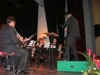 Il Concerto di Capodanno - Complesso Bandistico Città di Alcamo - Direttore: Giuseppe Testa - Teatro Cielo d'Alcamo - 1 gennaio 2009    - Alcamo (3488 clic)