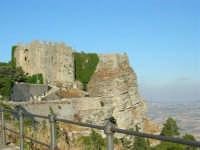 Castello normanno (tempio di Venere)- 14 luglio 2005  - Erice (1410 clic)