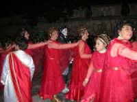 Carnevale 2008 - XVII Edizione Sfilata di Carri Allegorici - Cavalcano gli ... Eroi a Roma - Comitato San Marco - 3 febbraio 2008   - Valderice (974 clic)