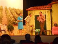 Teatro Cielo D'Alcamo - Piccolo Teatro Alcamo presenta MPRESTAMI A TO MUGGHIERI, commedia brillante in due atti di Nino Mignemi - 12 dicembre 2009   - Alcamo (2352 clic)