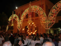 Festeggiamenti Maria SS. dei Miracoli - Il Corteo dei Conti di Modica in Piazza Ciullo - 20 giugno 2008   - Alcamo (650 clic)