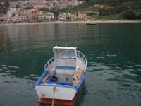 al porto piccola barca di pescatori - 17 aprile 2006  - Castellammare del golfo (990 clic)