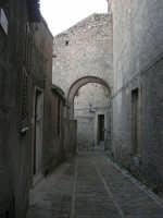 via San Carlo - 6 luglio 2007  - Erice (1095 clic)