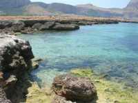 Golfo del Cofano: un mare stupendo! - 4 luglio 2009   - San vito lo capo (1413 clic)