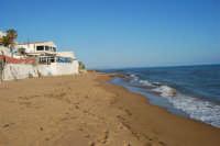 la spiaggia - 6 aprile 2008  - Marinella di selinunte (2051 clic)