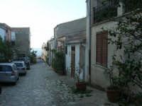 per le vie del piccolo borgo - 8 maggio 2007  - Scopello (861 clic)