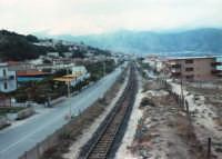 Dal cavalcavia, zona Catene - 1991   - Alcamo marina (1575 clic)