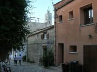 per le vie del piccolo borgo - 8 maggio 2007  - Scopello (886 clic)