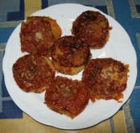 pomodori secchi cunzati - 30 novembre 2008  - Alcamo (2286 clic)