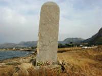 mare e costa - la stele in memoria dei 108 caduti del disastro aereo del 23 dicembre 1978 - 1 giugno 2008    - Cinisi (3635 clic)