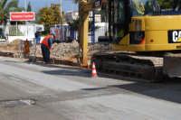 lavori in corso (4) - 23 febbraio 2008  - Alcamo (982 clic)