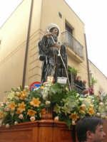 Processione di San Francesco di Paola o di lu Santu Patri - 26 aprile 2009  - Alcamo (2989 clic)