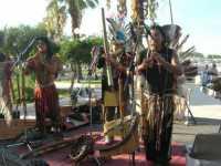 XII Cous Cous Fest - musica etnica - 27 settembre 2009   - San vito lo capo (1865 clic)