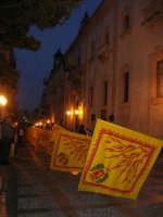 2° Corteo Storico di Santa Rita - Associazione Sbandieratori Città di Caccamo - 17 maggio 2008   - Castellammare del golfo (411 clic)