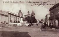 Via Consolare e Duomo  - Santa flavia (4706 clic)