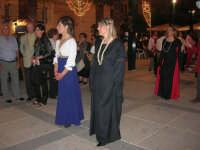 Festeggiamenti Maria SS. dei Miracoli - Il Corteo dei Conti di Modica in Piazza Ciullo - 20 giugno 2008   - Alcamo (510 clic)