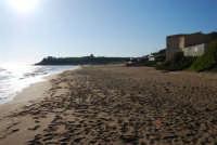 la spiaggia - 6 aprile 2008  - Marinella di selinunte (1332 clic)